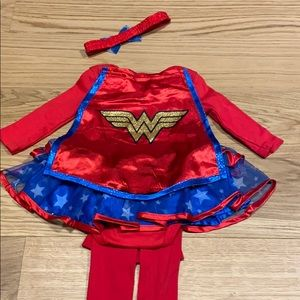 Costumes - Infant Wonder Woman costume